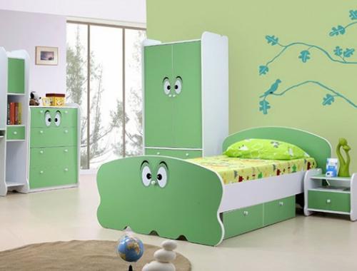احدثِ تصاميم غرف نوم أطفال 2018 بالصور