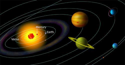 صور - معلومات عن الفضاء - كوكب عطارد