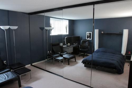 10 خدع تجعل غرف المنزل الصغيرة تبدو اكبر