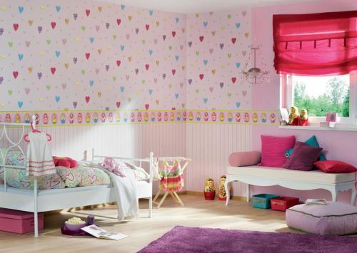 ورق حائط لغرف نوم اطفال   ماجيك بوكس