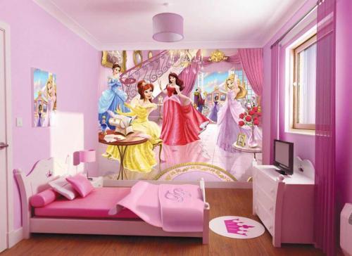 صور - ورق حائط لغرف نوم اطفال