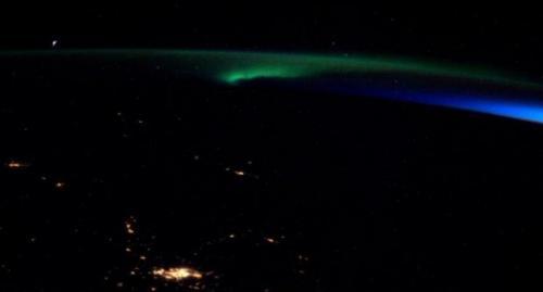 صور - صور رائعة لكوكب الارض من الفضاء