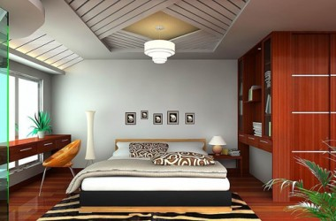 47c8d685a أفكار وأشكال ديكورات جبس غرف نوم مودرن بالصور
