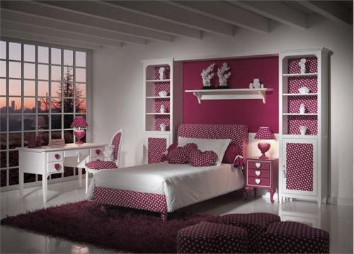 افكار وتصاميم ديكورات غرف نوم مودرن بالصور