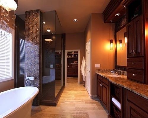 for How to redo a bathroom floor