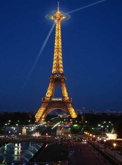 اجمل صور برج ايفل اهم المزارات السياحية في باريس