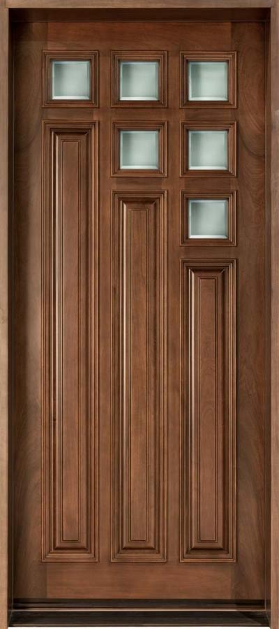 for Modern single front door designs for houses