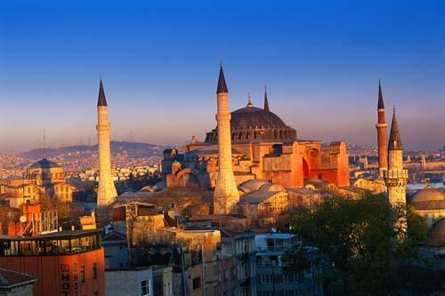 شاهد اجمل مناظر من تركيا في صور خلابه