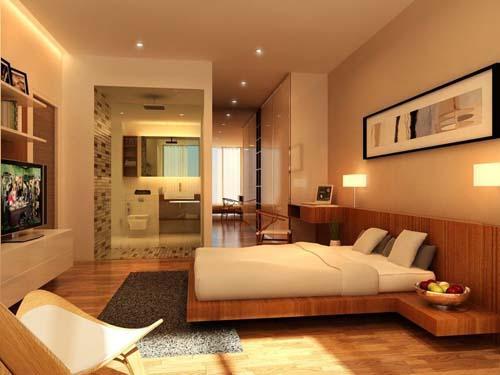 صور - أجمل أصباغ وألوان غرف نوم مودرن بالصور