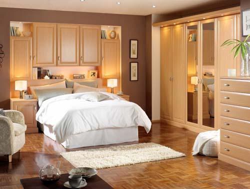 حيل وافكار الوان دهانات غرف نوم صغيرة المساحة