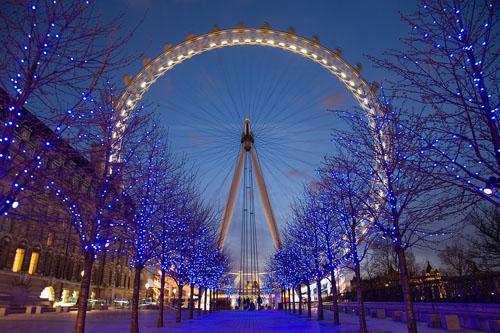 شاهد اجمل مناظر و صور لندن الخلابة