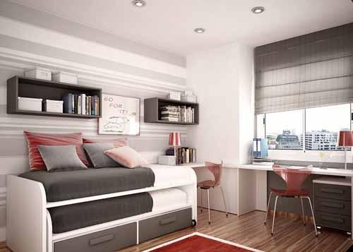 صور - اشكال وافكار تصميمات سرير اطفال موردن بالصور
