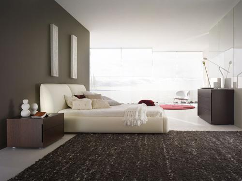 صور - افكار ديكورات غرف نوم بيضاء بالصور