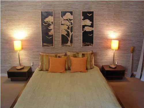 صور - احدث ديكورات اضاءة غرف النوم بالصور