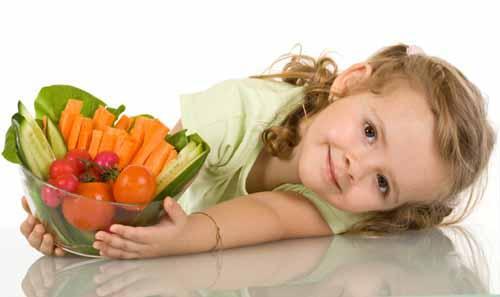 صور - نصائح في تغذية الطفل والمراهق