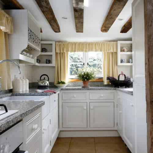 صور - كيفية ترتيب المطبخ بصورة انيقة