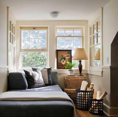 افكار ديكورات غرف نوم صغيرة الحجم بالصور   ماجيك بوكس