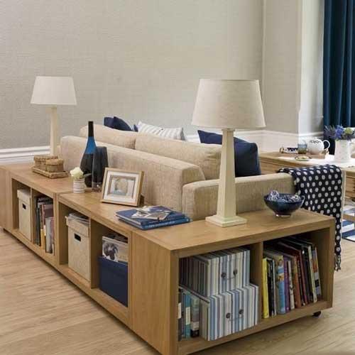 افكار ديكورات غرف معيشة صغيرة الحجم بالصور