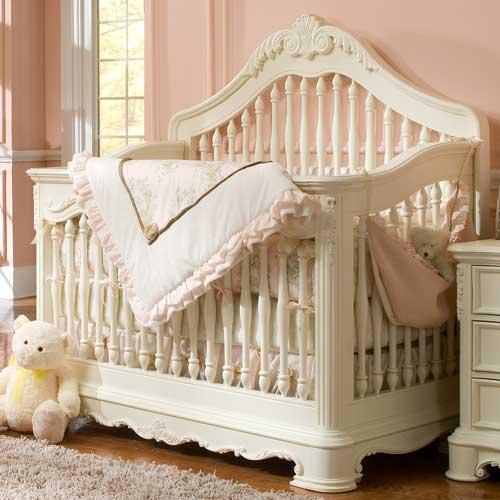 كيفية اختيار سرير اطفال رضع
