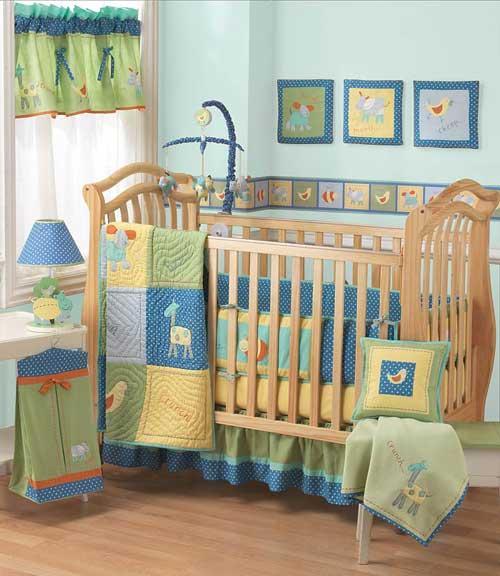 صور - كيفية اختيار سرير اطفال رضع