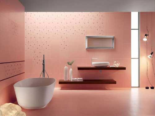 صور - احدث افكار ديكورات حمامات مودرن بالصور