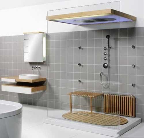 احدث افكار ديكورات حمامات مودرن بالصور