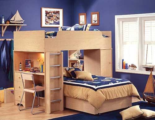 نصائح في اختيار اثاث غرف نوم اطفال