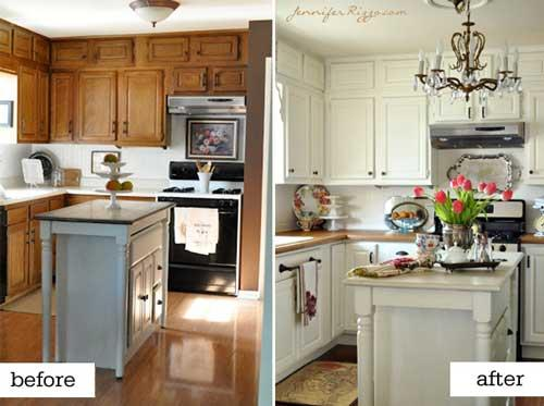 نصائح مهمة قبل البدء في اعادة ترتيب المطبخ