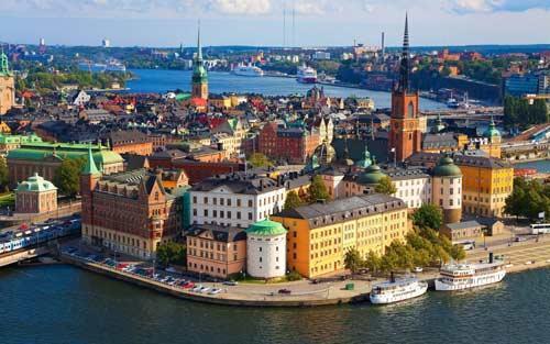صور - معلومات عن السويد بالصور