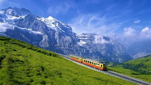 صور - معلومات عن دولة سويسرا بالصور