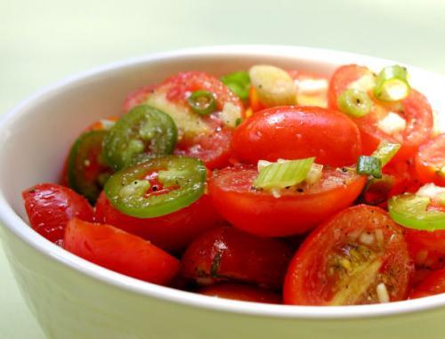صور - طريقة عمل الطماطم المتبله