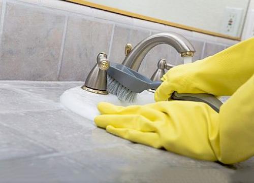 صور - تنظيف الحمام في سبعة خطوات بسيطة