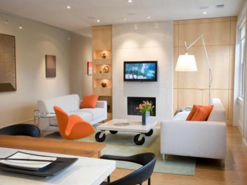 5 اسرار لجعل غرفة المعيشة مذهلة و رائعة