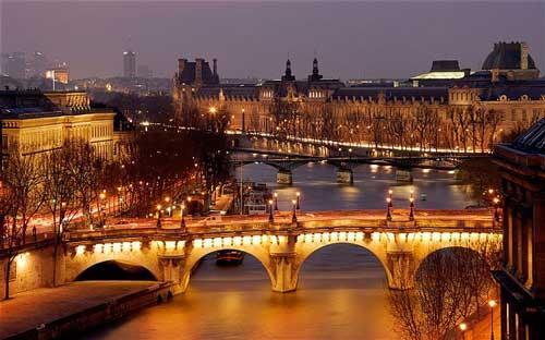 صور - ماهي عاصمة فرنسا ؟