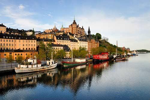 صور - ماهي عاصمة السويد ؟