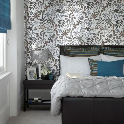 كيف تجعل غرفة النوم مشرقة باللون الذهبي و الفضي ؟