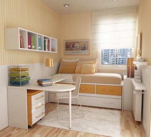 ثمانى طرق سهله لتبدو غرفة النوم الصغيرة اكبر   ماجيك بوكس