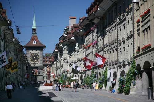 صور - ماهي عاصمة سويسرا ؟