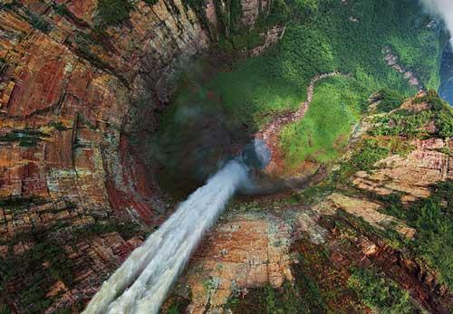 صور - كيف ترى الطيور عالمنا من اعلى ؟