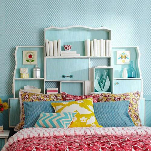 كيف تغير ديكور غرفة النوم من خلال تجديد ظهر السرير ؟   ماجيك بوكس