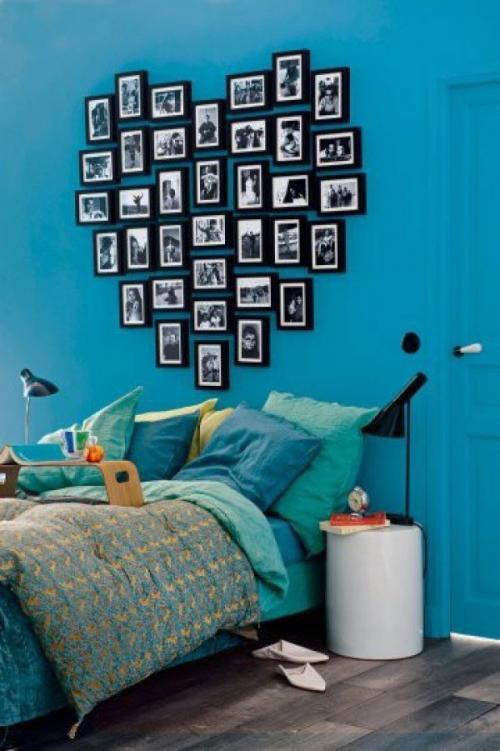 صور - كيف تغير ديكور غرفة النوم من خلال تجديد ظهر السرير ؟