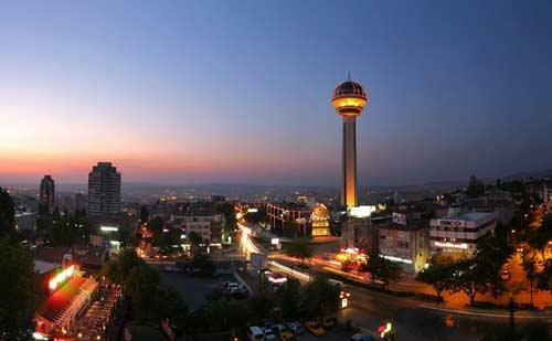 صور - ما هي عاصمة تركيا ؟