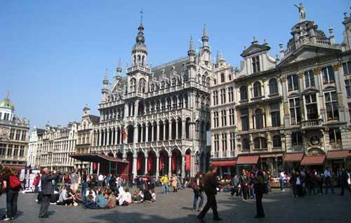 صور - ما هي عاصمة بلجيكا ؟