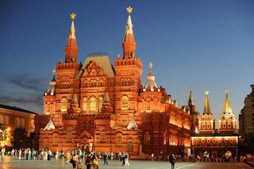 ما هي عاصمة روسيا ماجيك بوكس