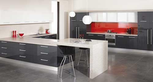 صور - 9 طرق لتحديث ديكور المطبخ القديم