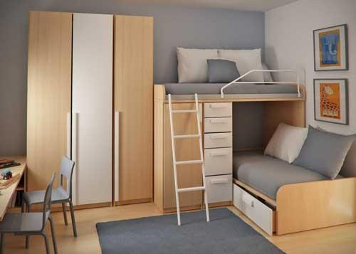 افكار لتزيين ديكورات غرف نوم اطفال صغيرة