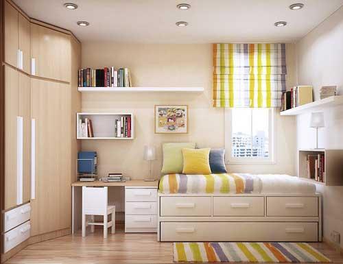افكار لتزيين ديكورات غرف نوم اطفال صغيرة   ماجيك بوكس