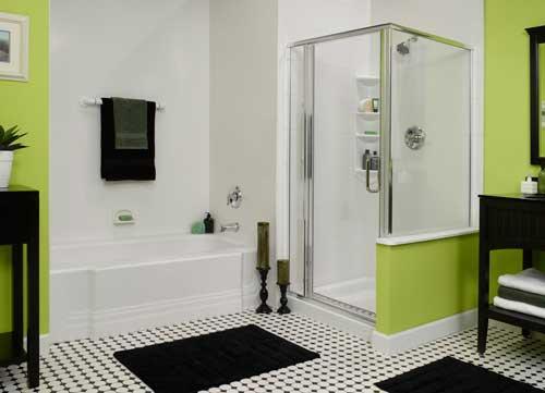 ابتكار ديكورات حمامات مذهلة