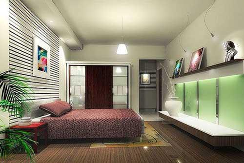 تصميم غرف نوم مودرن مثالية