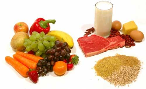 صور - اهم العناصر الغذائية المؤثرة على التغذية السليمة
